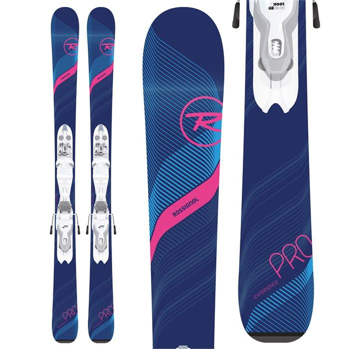 Rossignol - Experience Pro W Skis + Xpress Jr 7 Bindings - Girls' 2020
