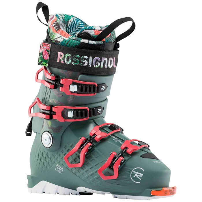 Rossignol - Alltrack Elite 100 LT Alpine Touring Ski Boots - Women's 2020