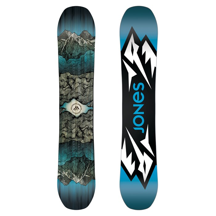 Jones - Mountain Twin Snowboard 2019