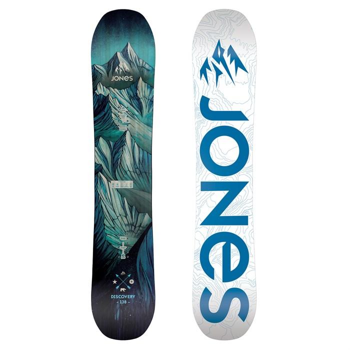 Jones - Discovery Snowboard - Kids' 2020