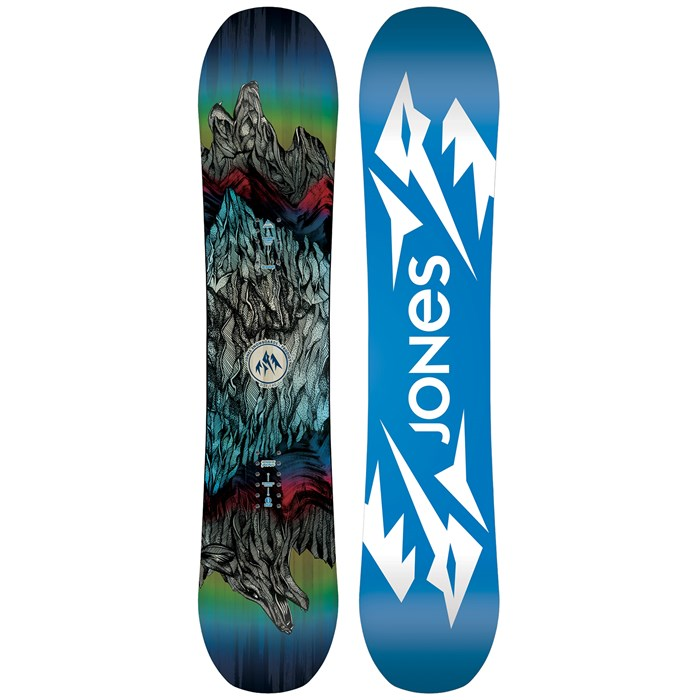 Jones - Prodigy Snowboard - Kids' 2019