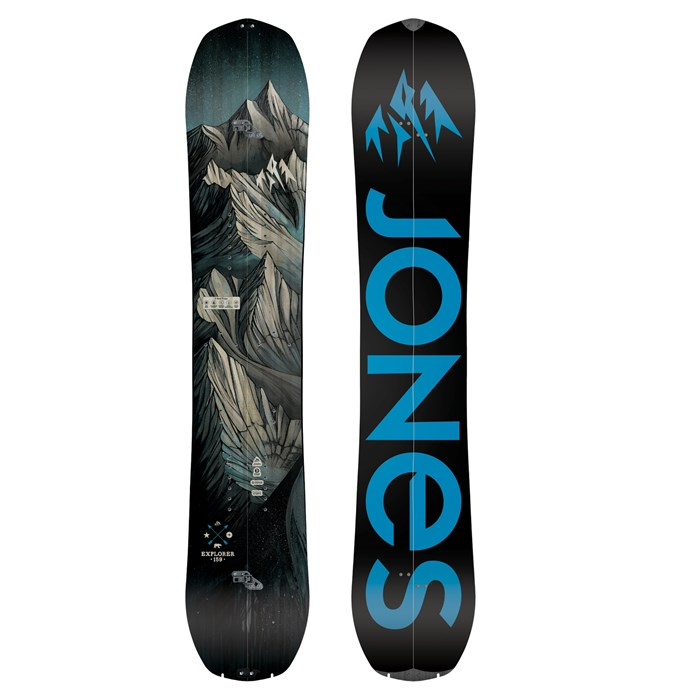 Jones - Explorer Splitboard 2019