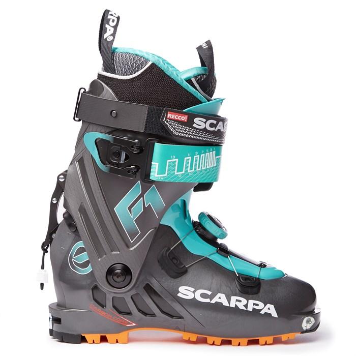 Scarpa F1 Alpine Touring Ski Boots Women S 2019 Evo