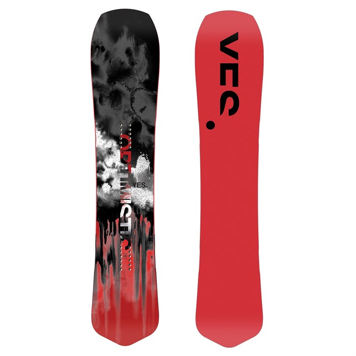 Yes. - Optimistic Snowboard 2019
