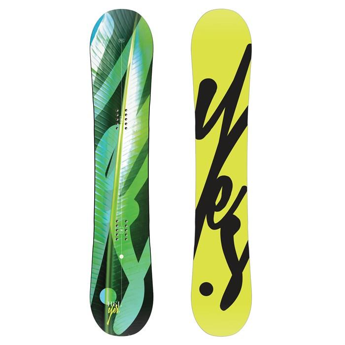 Yes. - Hel Yes. Snowboard - Women's 2019