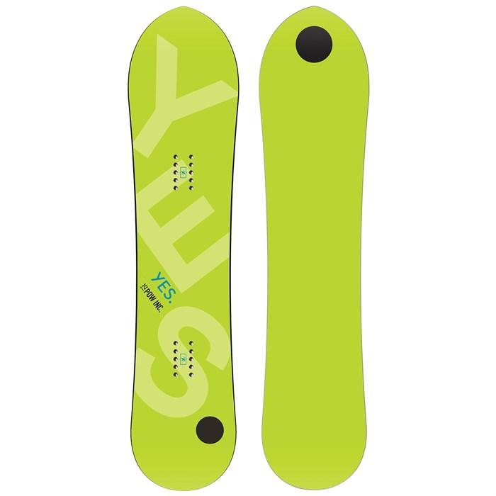 Yes. - Powinc Snowboard - Kids' 2019