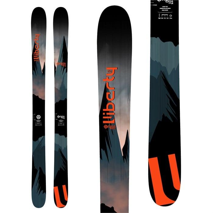 Liberty - Origin 112 Skis 2019