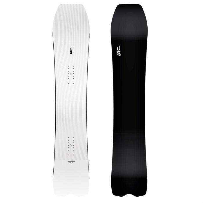 United Shapes - Orbit Snowboard 2019