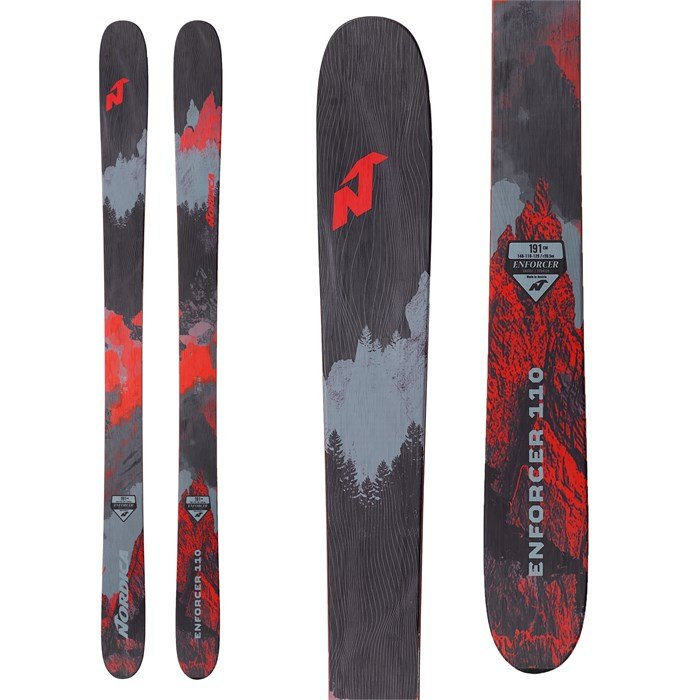 Nordica - Enforcer 110 Skis 2019