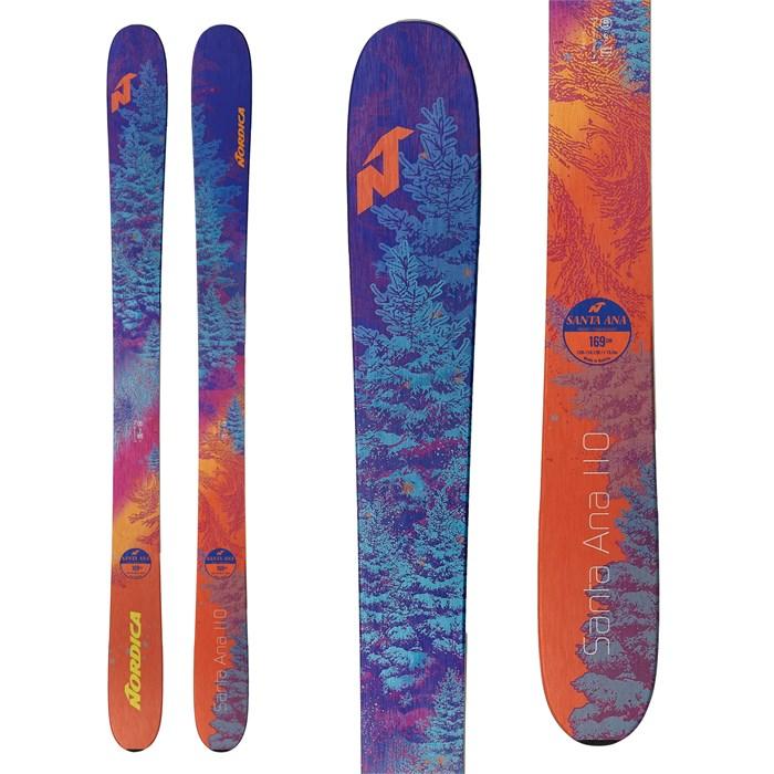 Nordica - Santa Ana 110 Skis - Women's 2019