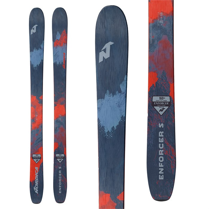 Nordica - Enforcer S Skis - Boys' 2019