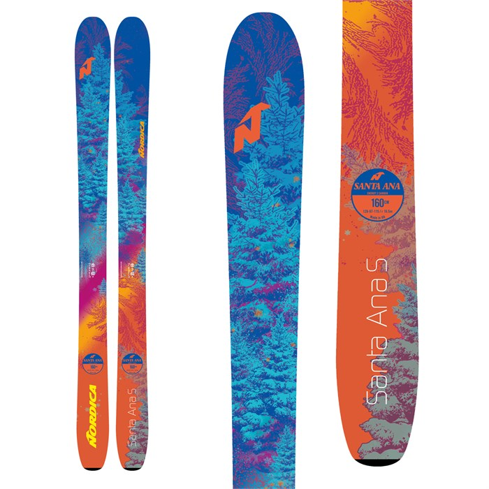 Nordica - Santa Ana S Skis - Girls' 2019