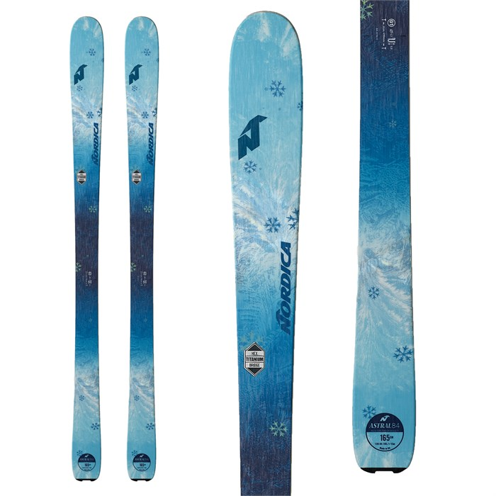 Nordica - Astral 84 Skis - Women's 2019