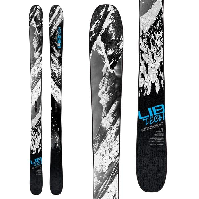 Lib Tech - Wreckreate 100 Skis 2019