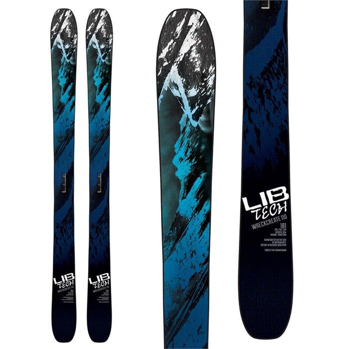 Lib Tech - Wreckcreate 110 Skis 2019