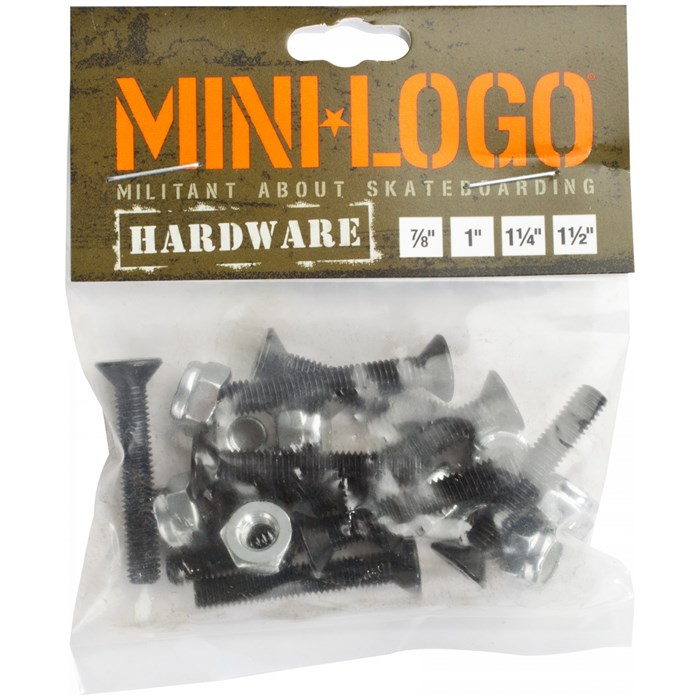 "Mini Logo - 1.50"" Hardware"