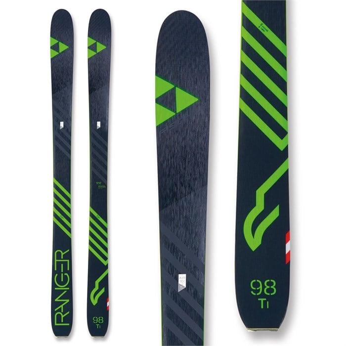Fischer - Ranger 98 Ti Skis 2019