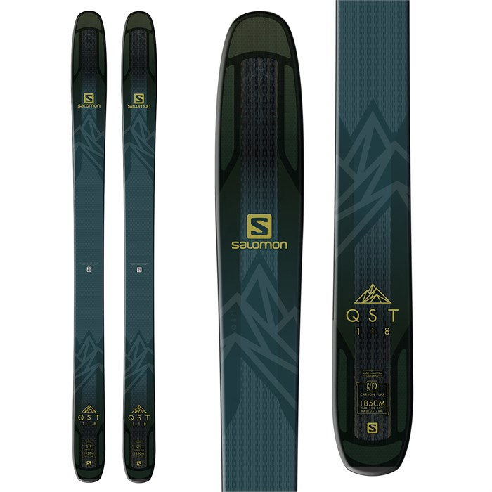 Salomon - QST 118 Skis 2019
