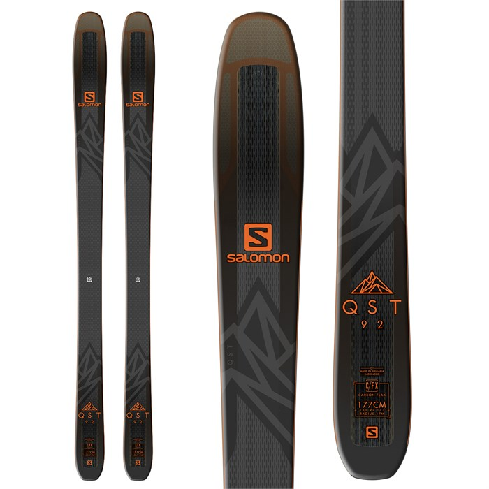 Salomon - QST 92 Skis 2019