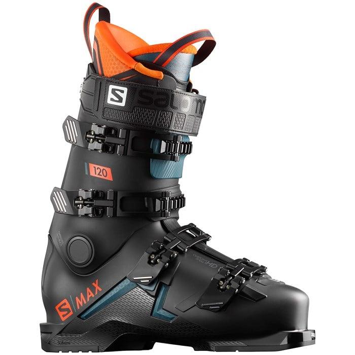 Salomon S Max 120 Ski Boots 2019 Evo