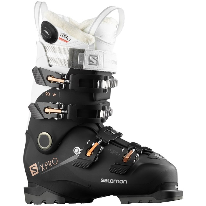 Salomon - X Pro 90W Custom Heat Connect Ski Boots - Women's 2019