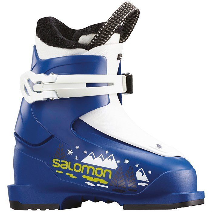 Salomon - T1 Ski Boots - Little Boys' 2020