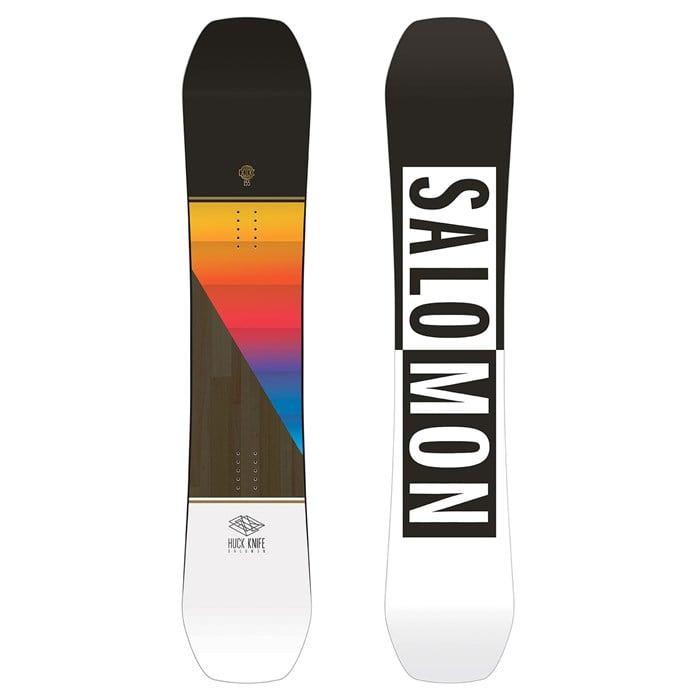 85bc742a41b Salomon Huck Knife Snowboard 2019 | evo