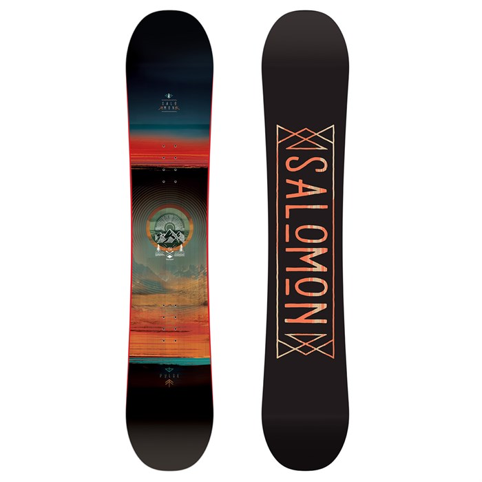 fb069a162a3 Salomon Pulse Snowboard 2019 | evo