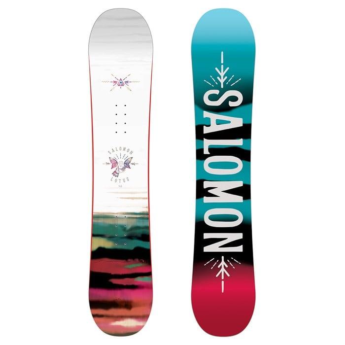 Salomon - Lotus Snowboard - Women's 2019