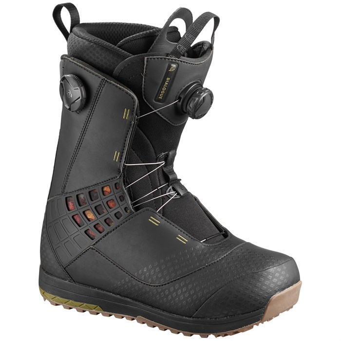Salomon - Dialogue Focus Boa Snowboard Boots 2019