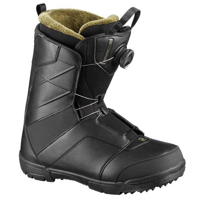 Salomon Faction Boa Snowboard Boots 2019