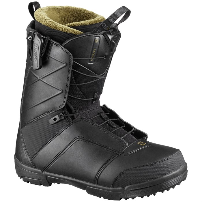 Salomon - Faction Snowboard Boots 2019
