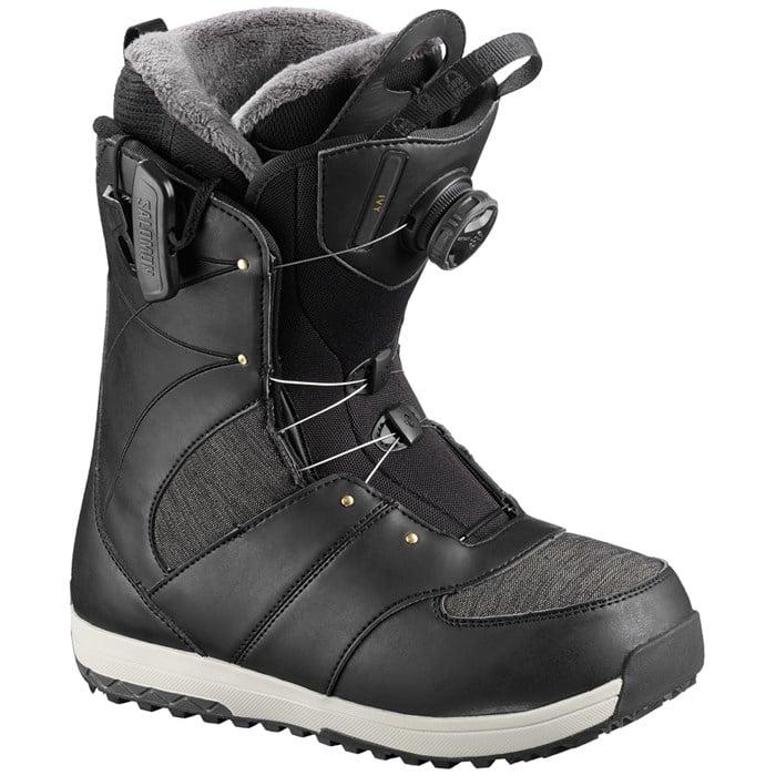 Salomon - Ivy Boa SJ Snowboard Boots - Women's 2019