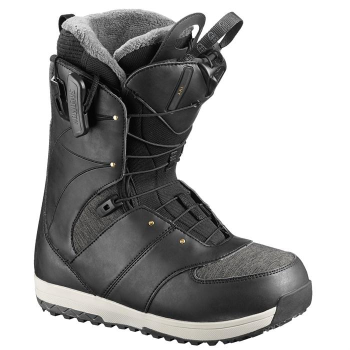laaja valikoima myöhemmin 50% alennus Salomon Ivy Snowboard Boots - Women's 2019