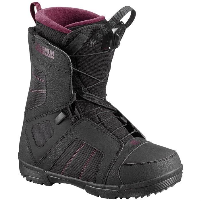aac15d48 Salomon Scarlet Snowboard Boots - Women's 2019