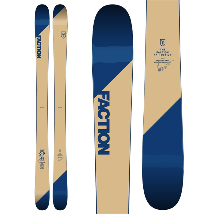 Faction - Candide 2.0 Skis 2019