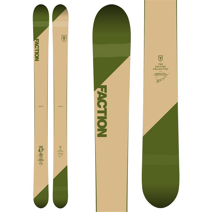 Faction - Candide 4.0 Skis 2019