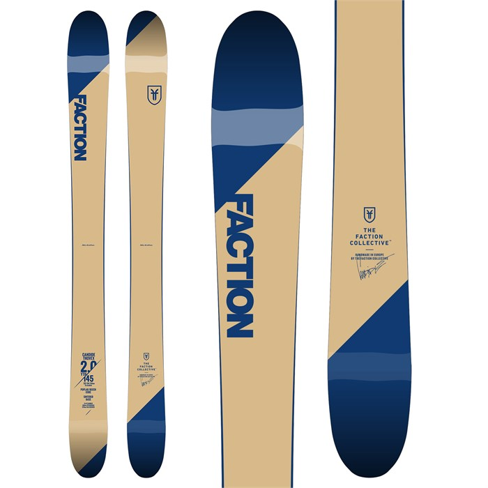 Faction - Candide 2.0 Skis - Boys' 2019