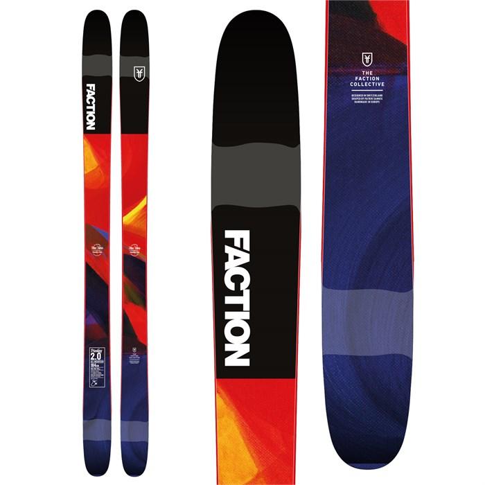 Faction - Prodigy 2.0 Skis 2019
