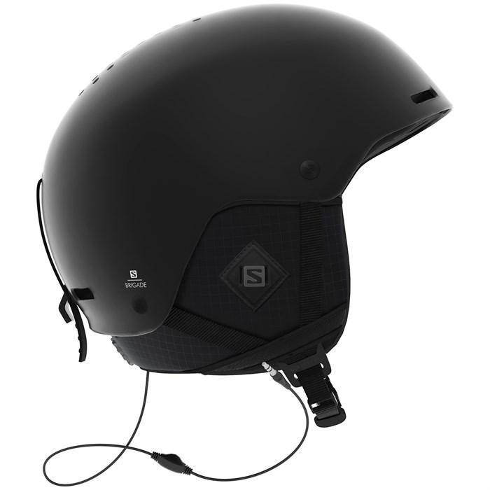 Salomon - Brigade+ Audio Helmet