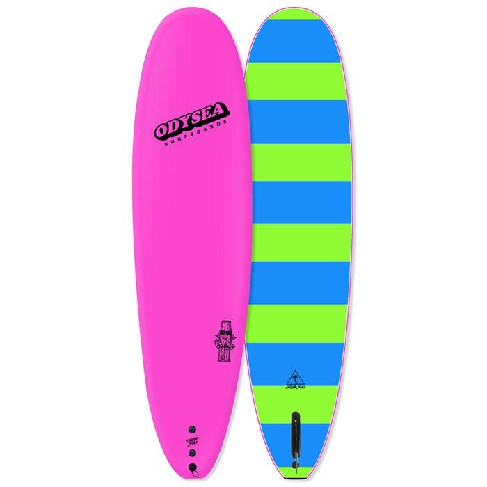 """Catch Surf - Odysea 8'0"""" Plank Single Fin Surfboard"""
