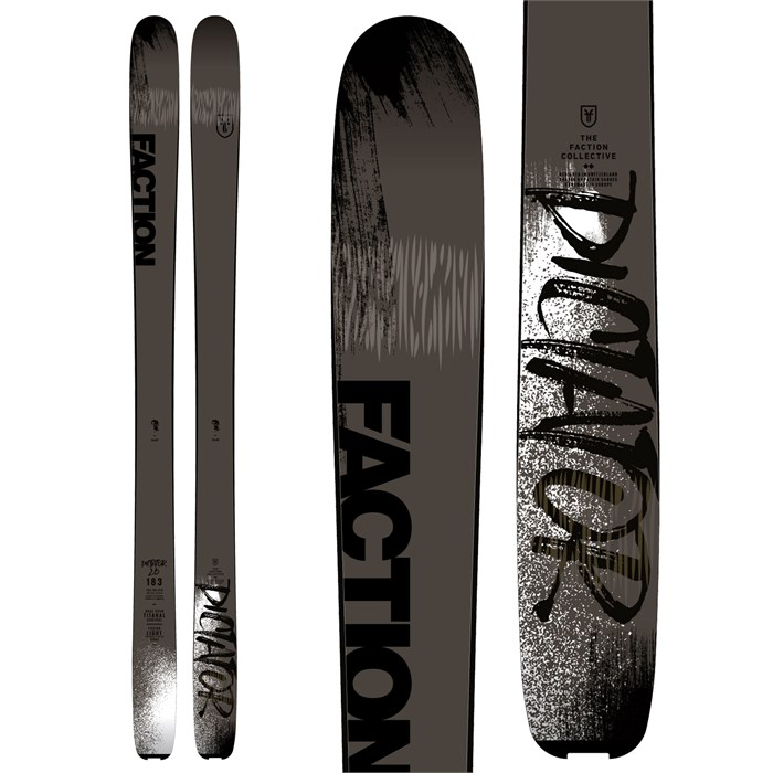Faction - Dictator 2.0 Skis 2019