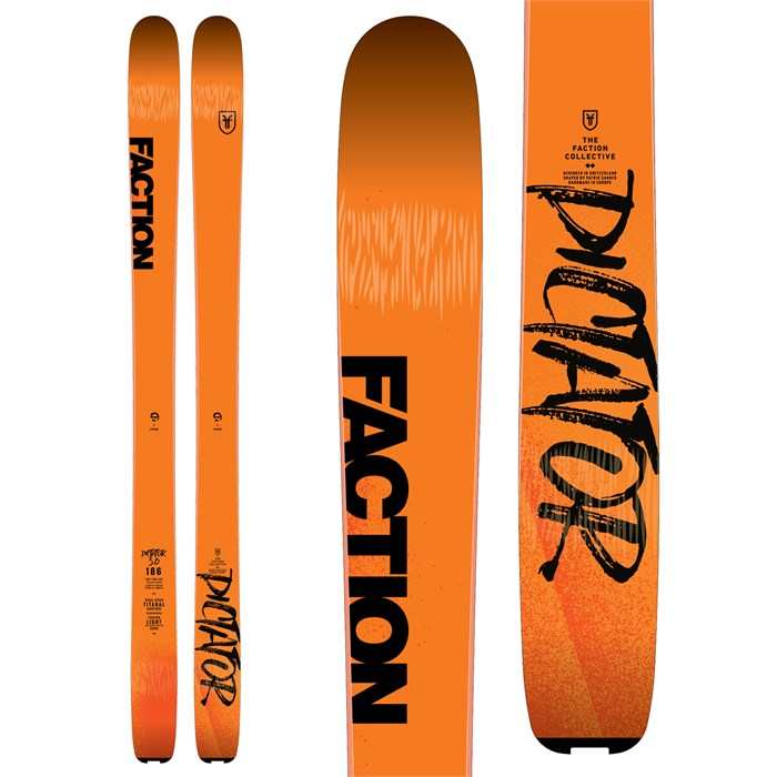 Faction - Dictator 3.0 Skis 2019