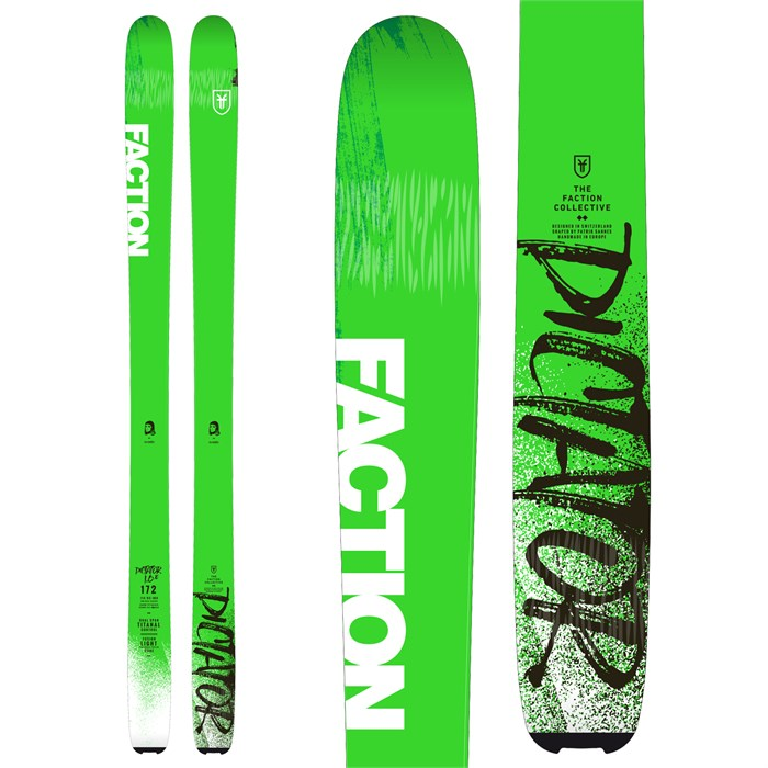 Faction - Dictator 1.0X Skis - Women's 2019