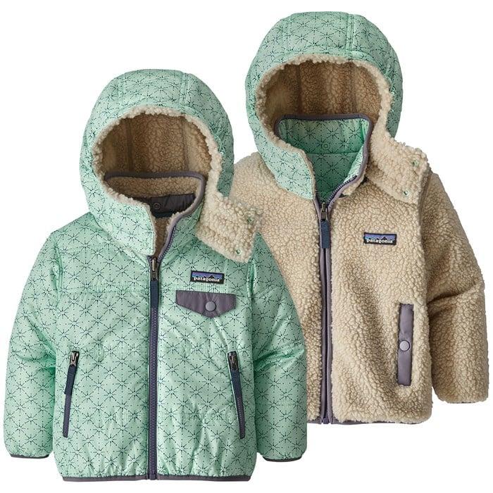 Patagonia - Reversible Tribbles Hoodie - Toddler Girls'