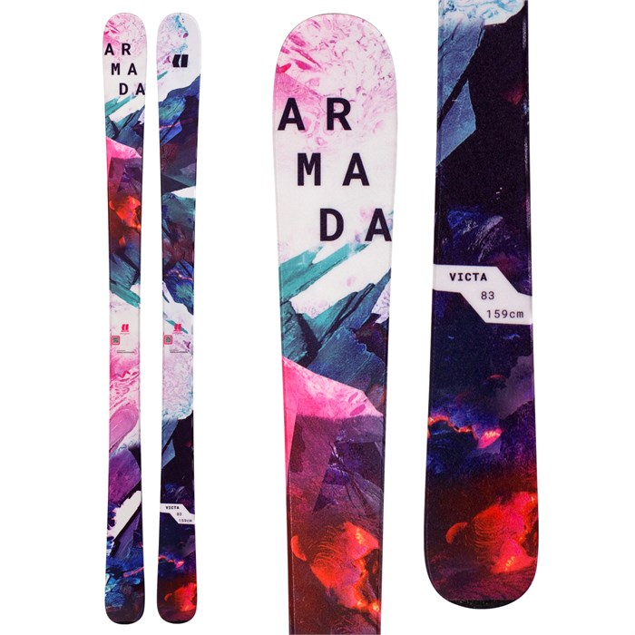 Armada - Victa 83 Skis - Women's 2019