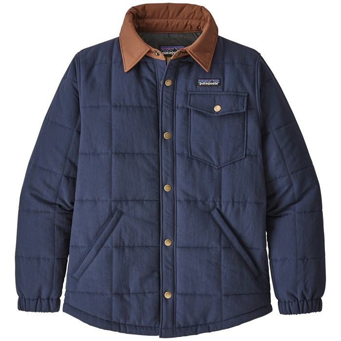 Patagonia - Quilted Shacket - Big Boys'