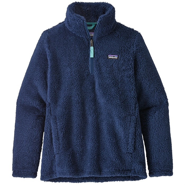 96c1c8738e821 Patagonia - Los Gatos 1 4 Zip Fleece Pullover - Big Girls  ...
