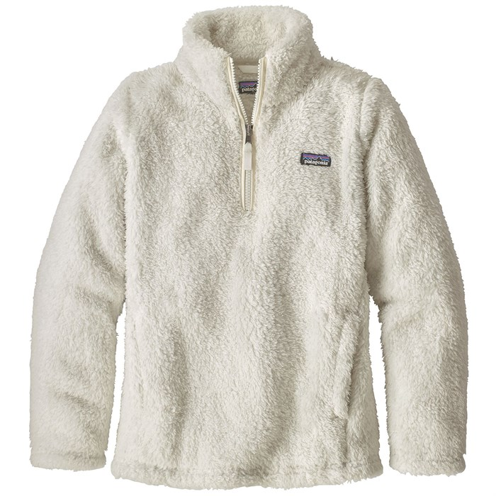 Patagonia - Los Gatos 1/4 Zip Fleece Pullover - Girls'