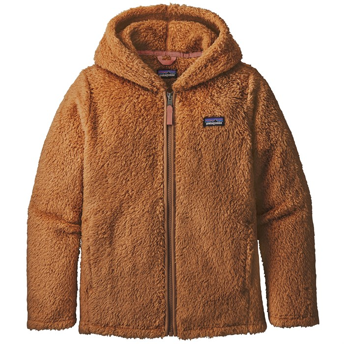 Patagonia - Los Gatos Fleece Hoodie - Girls'